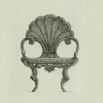 Fig. 6b. Piranesi, Chair, etching.