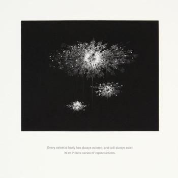 Josiah McElheny, Eternity through the stars (2011). Photo: Will Lytch.