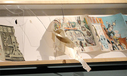 Fig. 9b. Enrique Chagoya, The Misadventures of the Romantic Cannibals (2003) (destroyed). Collection Loveland Art Museum ©Enrique Chagoya 2003. Photo: Bud Shark.