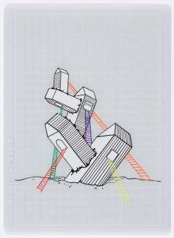 Carlos Garaicoa, Acumulación / Accumulation (2012).