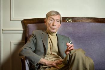 Portrait of Aldo Crommelynck (2007). BnF, départment des Estampes et de la photographie. ©David Paul Carr / BnF.