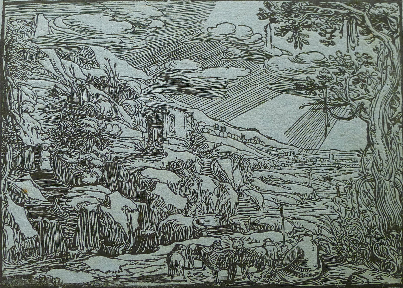 Arcadia Unbound: Early Dutch Landscape Prints and the Amenissimae ...
