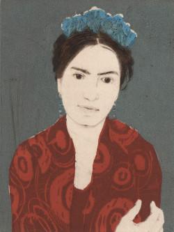 Ellen Heck, Anna as Frida from Forty Fridas (2011-2012).