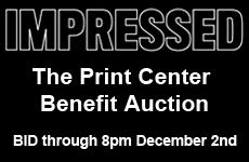 Print Center Auction