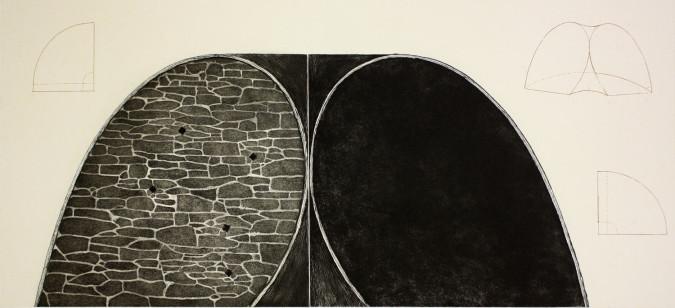 Martin Puryear, Lean To (2012).