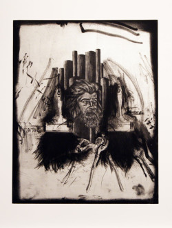 Jim Dine, from A History of Communism (2012). Courtesy Jim Dine and Alan Cristea Gallery, London.