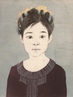 Ellen Heck, Tomoko as Frida from Forty Fridas (2011-2012).