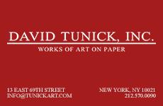 David Tunick